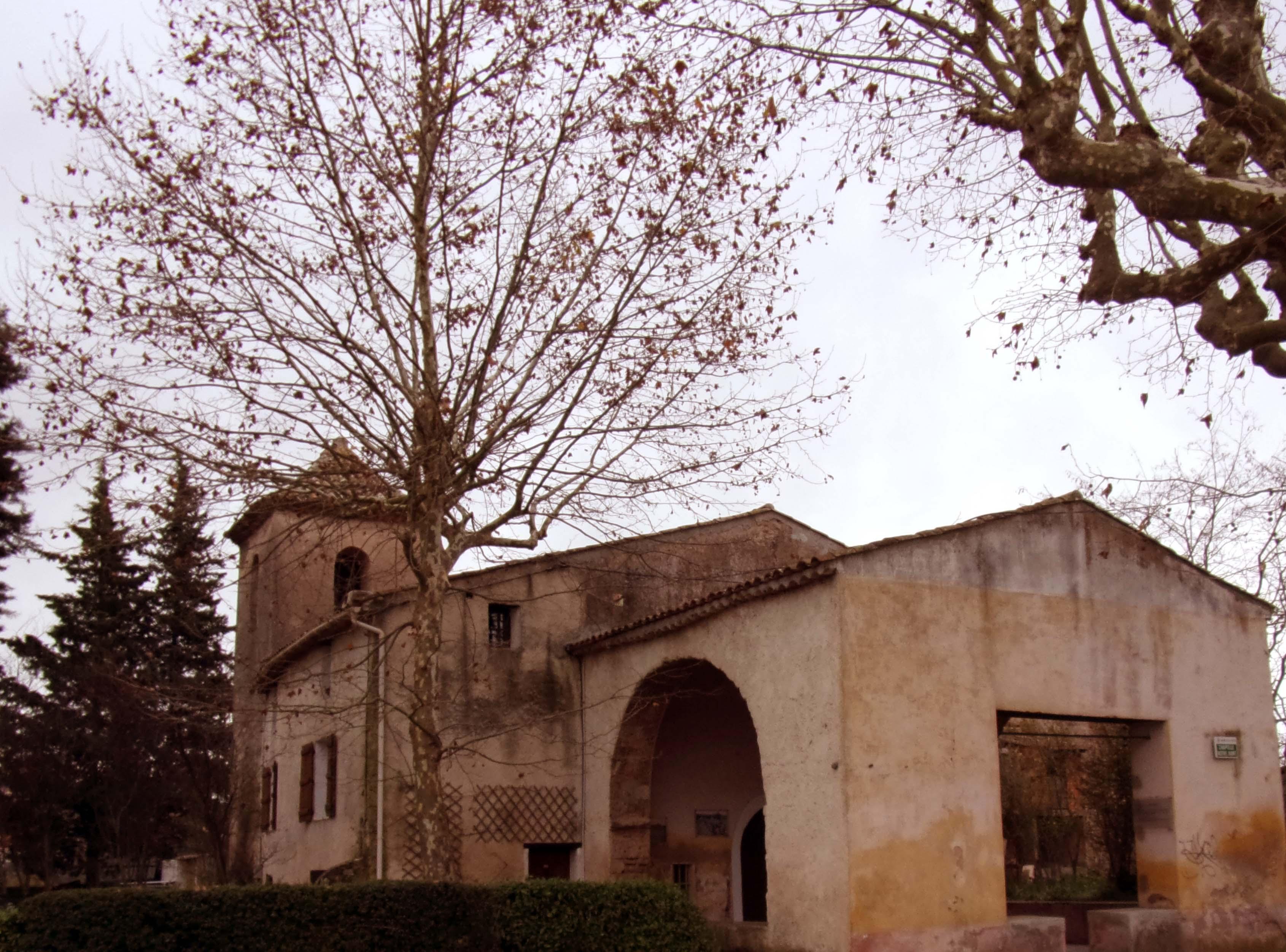 Chapelle Notre Dame de la Pitié – Bagnols-en-Forêt