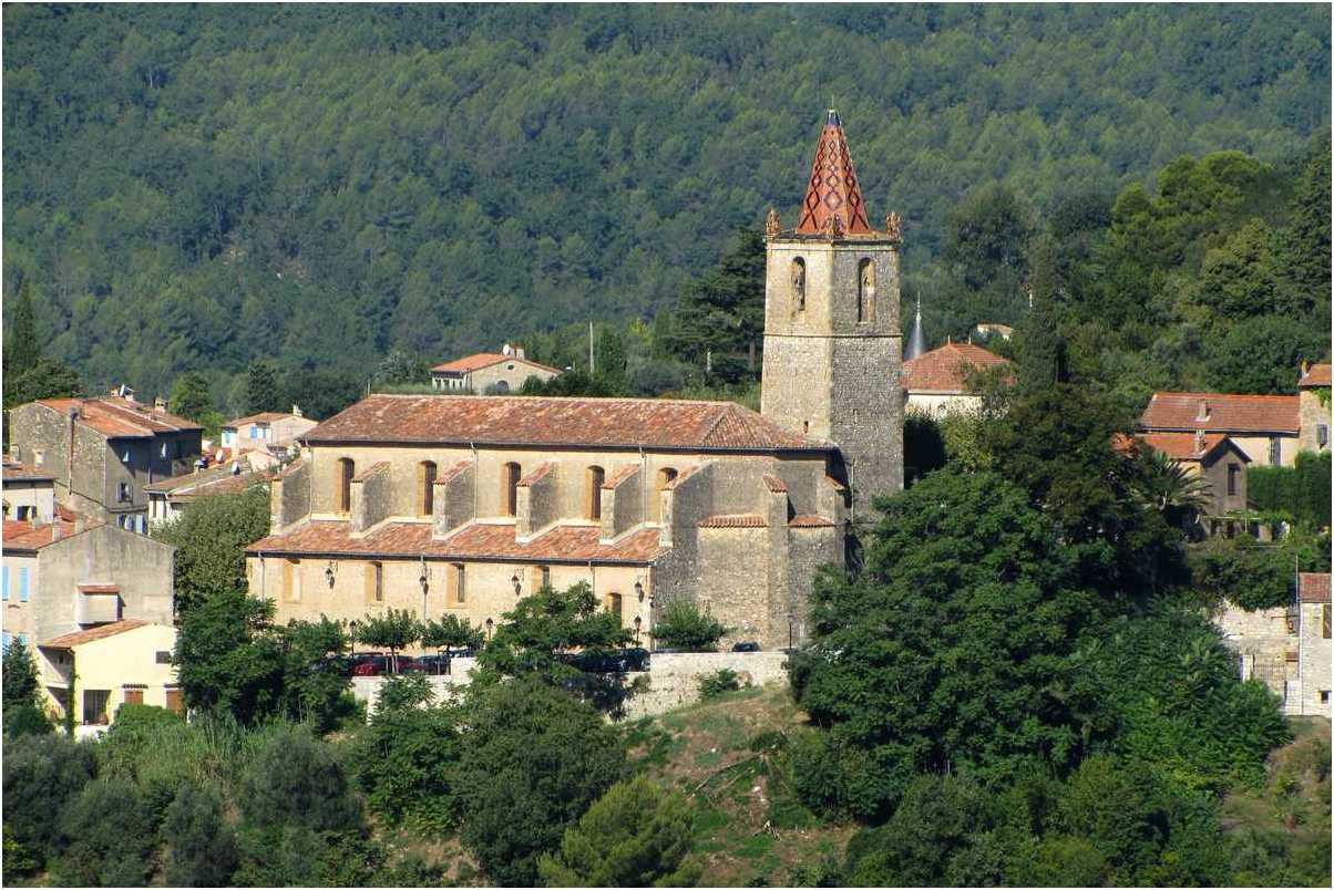 Église Notre Dame de L'Assomption – Callian