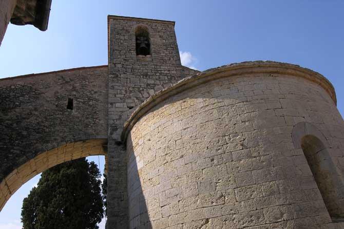 La Chapelle Notre Dame des Cyprès – Fayence