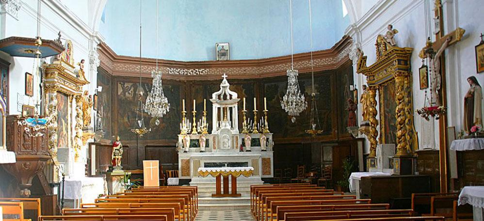 L'Eglise de Saint Antonin – Bagnols-en-Forêt