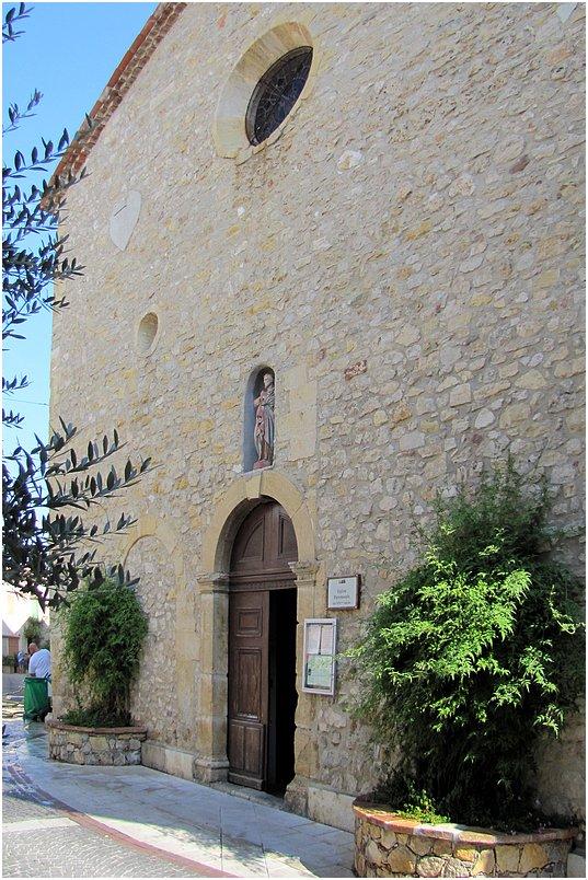 Église Saint Barthélémy – Montauroux