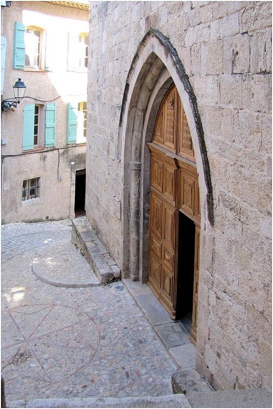 Église Saint Léger – Seillans