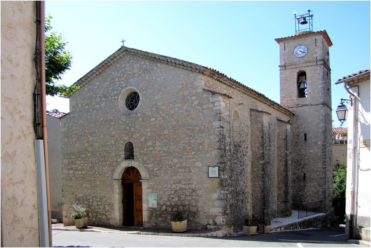Église Saint Paul – Saint-Paul-en-Forêt