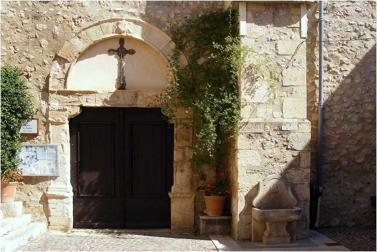 Église Saint Jean-Baptiste – Fayence
